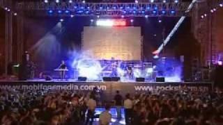 Ngũ Cung - Tuyết trắng và đỗ quyên đỏ - Rock Storm 2010 - Buon Ma Thuot
