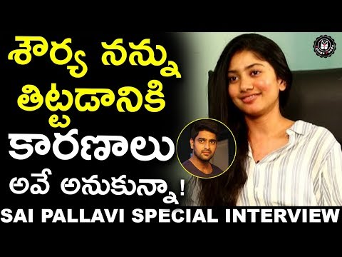 Sai Pallavi Special Interview About Kanam...