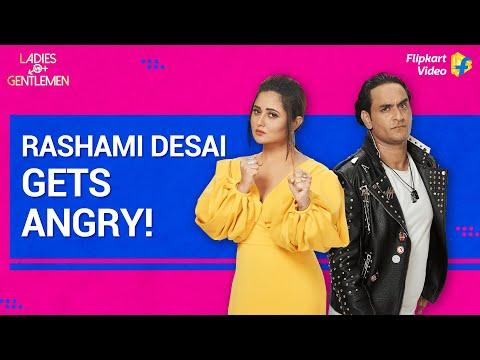 Rashami/Vikas - Who is smarter?   Ladies v/s Gentlemen   Flipkart    #YouTubeSho