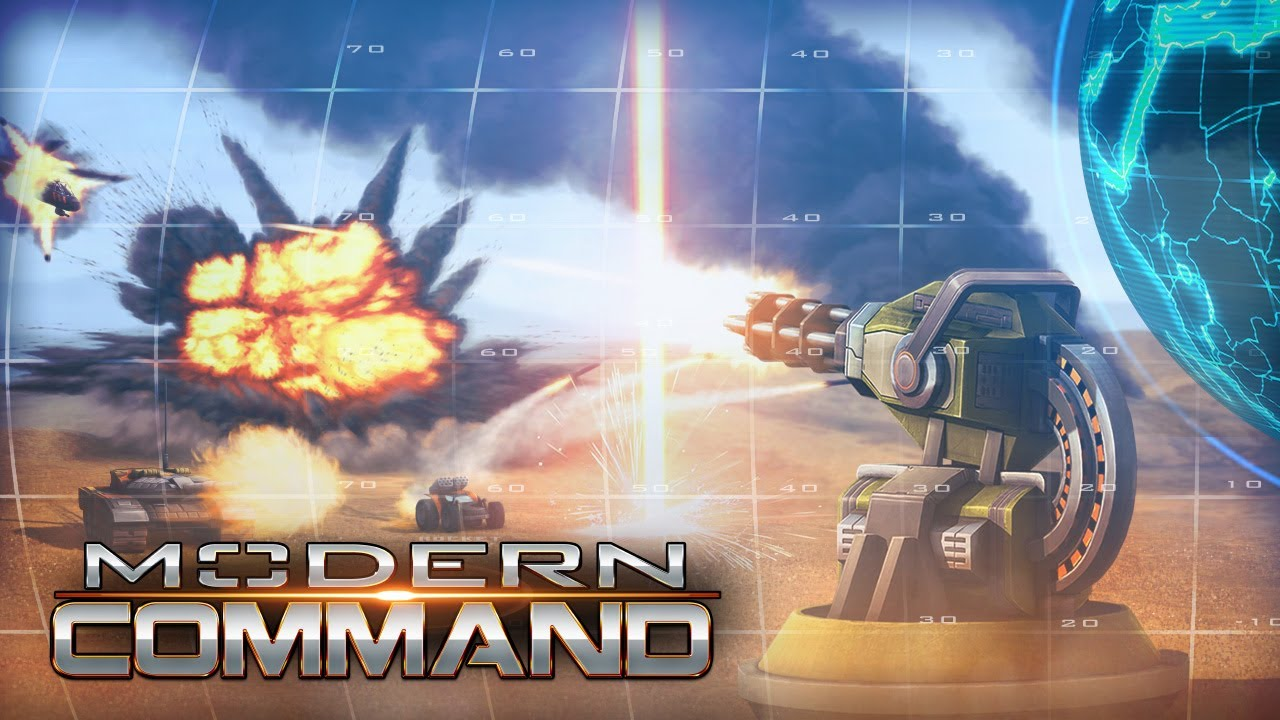 Modern Command - Official Gameplay Trailer (HD)