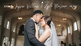 Jayson Castro William and Lyle Mariano   On Site Wedding Film by Nice Print Photography