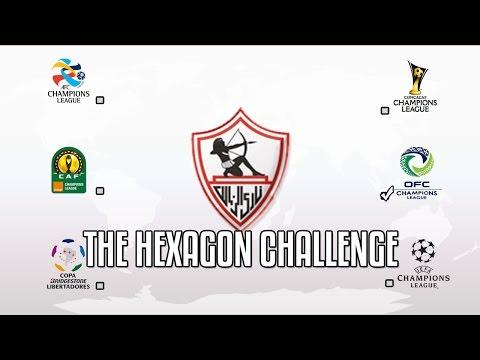 The Hexagon Challenge 2 FM 17 - Episode 102 - Zamalek - CAF Confederation Cup