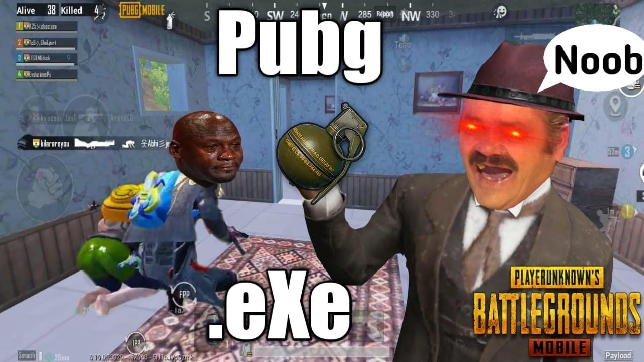 PUBG EXE.   PERUPOINT PUBG COMEDY VIDEOS   NOOD GAMEP