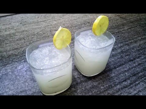 Ginger Lemonade Recipe | Ginger Lemon Juice Recipe | Summer Coolers | Detox | Fast Weight Loss