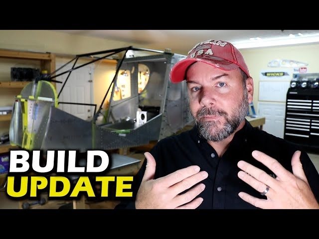 Aircraft Build Update - Happy New Year 2021