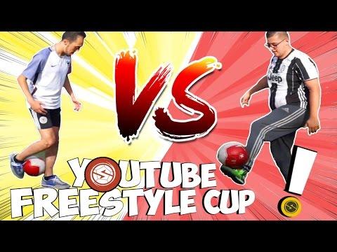 YOMAX VS GAMEMIXTREIZE - YOUTUBE FREESTYLE CUP