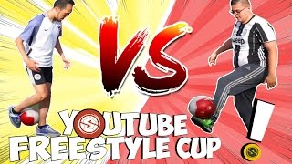 YOMAX VS GAMEMIXTREIZE - YOUTUBE FREESTYLE CUP