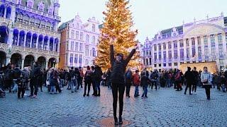 A Weekend In Brussels | TRAVEL VLOG