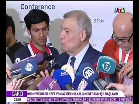 24th Caspian International Oil & Gas Azerbaijan Conference ITV