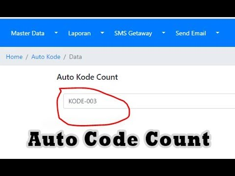 Download Codeigniter Auto Code Generator A Magic Code MP3, MKV, MP4