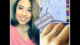 Yay! You're Engaged! What Do Do First | Wedding Planning