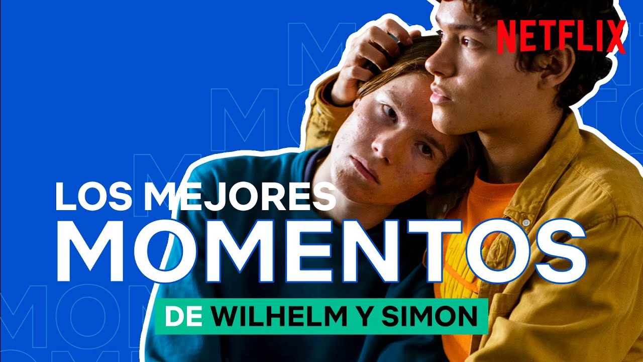 Los mejores momentos de WILHELM y SIMON   Jóvenes altezas   Netflix España