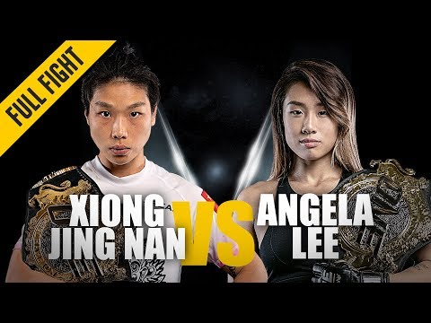 "Xiong Jing Nan vs. Angela Lee | Stopping The ""Unstoppable"" 