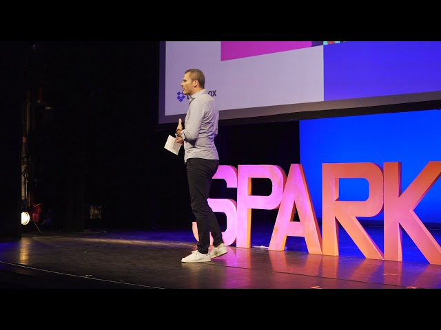 Building a culture of creative thinkers | Franck Le Tendre | Spark the Change