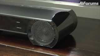 Yamaha YSP-3300 Soundbar with Wireless Active Subwoofer Review