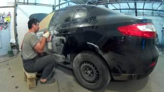 видео Кузовной ремонт Ссанг Йонг, цена кузовного ремонта Ssang Yong в Москве