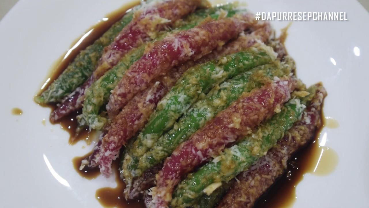 Resep Cenil Original | Jajanan Pasar Tradisional | Indonesian Foods - YouTube