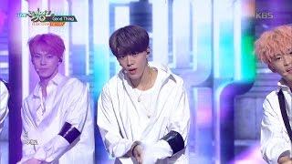 뮤직뱅크 Music Bank - 엔시티 127 - 굿 띵 (NCT 127 - Good Thing).20170106