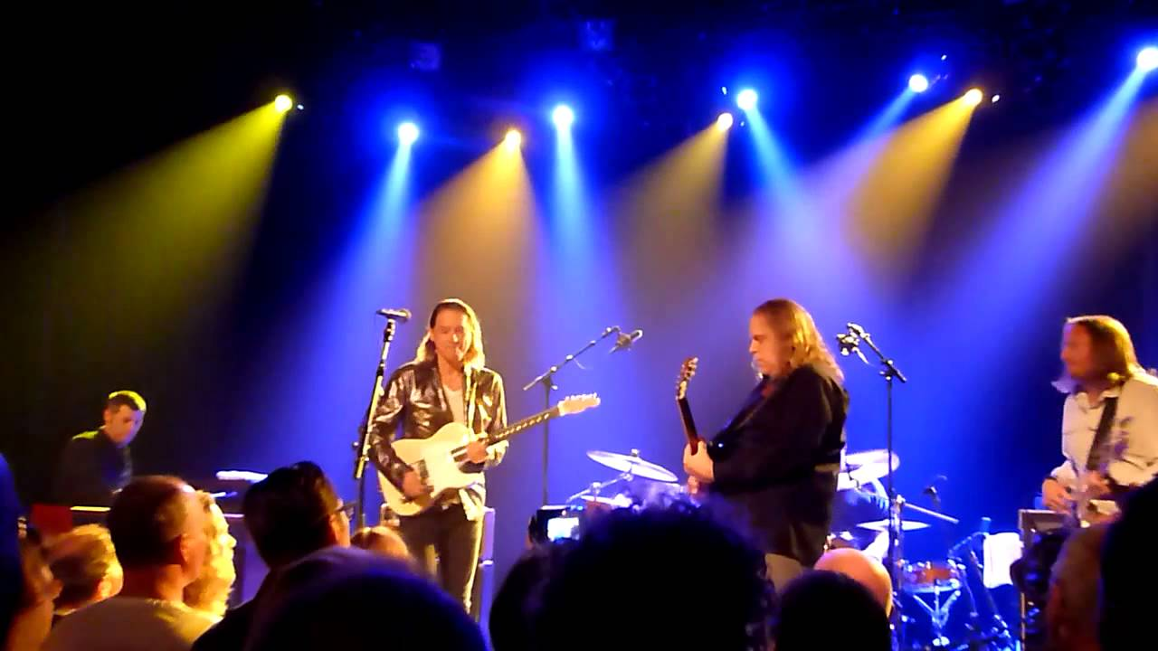 R Amp B Night Robben Ford Warren Haynes Youtube
