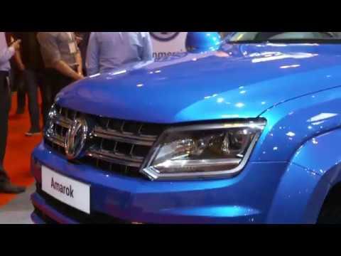 The new Volkswagen Amarok | The 2017 Commercial Vehicle Show | Volkswagen Commercial Vehicles