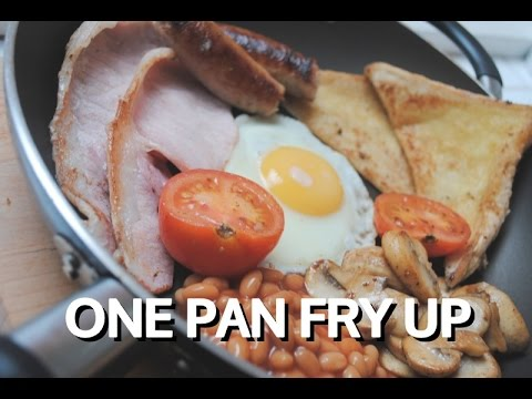 ONE PAN FRY UP - Student Recipe