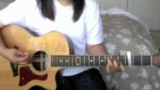Your Love Never Fails - Jesus Culture (Guitar tutorial with Capo)