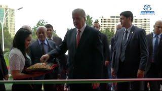 افتتاح معرض الجزائر الدولي في طبعته ال 49