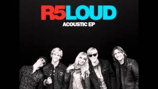 r5 here comes forever acoustic