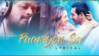 PANIYON SA Full Song   Satyameva Jayate   John Abraham   Aisha Sharma   Tulsi Kumar   Atif Aslam