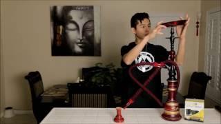Shika Hookah Electro Legend Duel Color V.4 (Hookah Review) شيكا الشيشة
