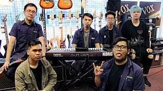 Count On Me Singapore 🇸🇬(National Day Pop-Punk Cover!) — The City Bois