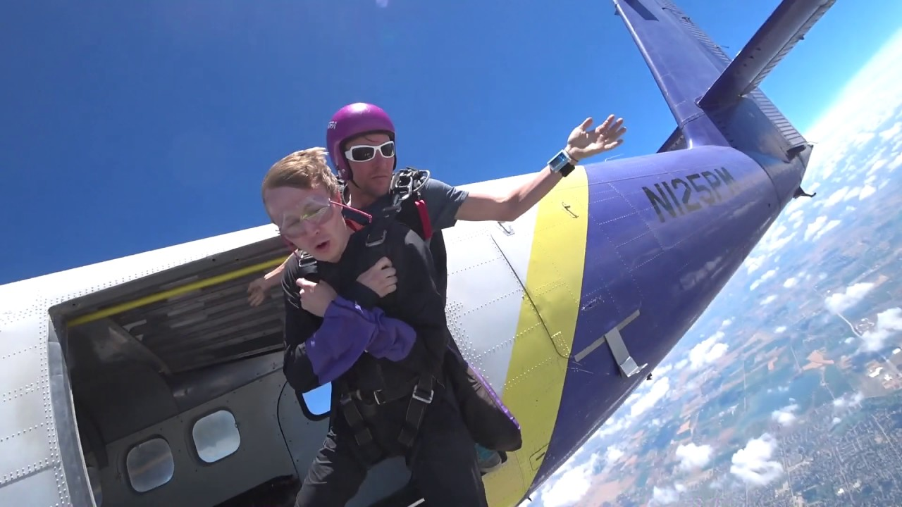 Skydiving vail colorado