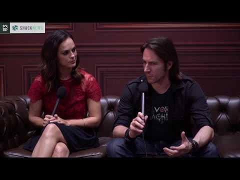 Resident Evil : Vendetta - Interview de Erin Cahill et Matthew Mercer