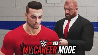 WWE 2K18 My Career Mode - Ep 6 - DANGER RECRUITED?!!