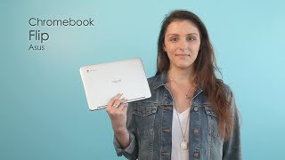 Asus Chromebook Flip - 3 Cool Things in 30 Seconds