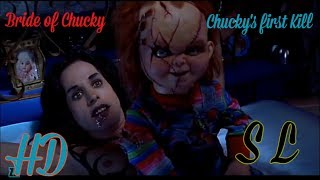 It ain't the size that counts Asshole is what you do with it Bride of Chucky