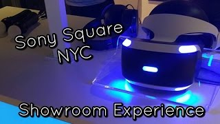 Sony Square | NYC Showroom