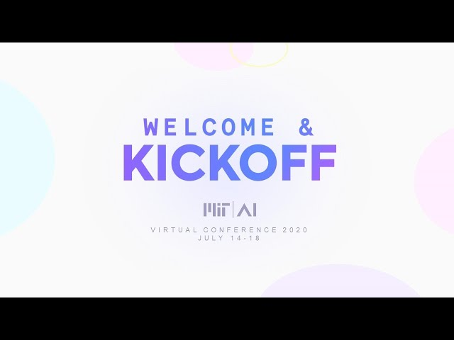 7:45am: Welcome & Kickoff
