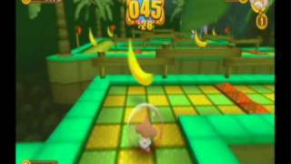 Super Monkey Ball: Banana Blitz Review  (Wii)