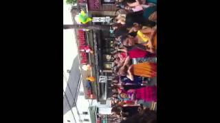 Satrangi flash mob dance @ oak tree Iselin nj 5/18/13