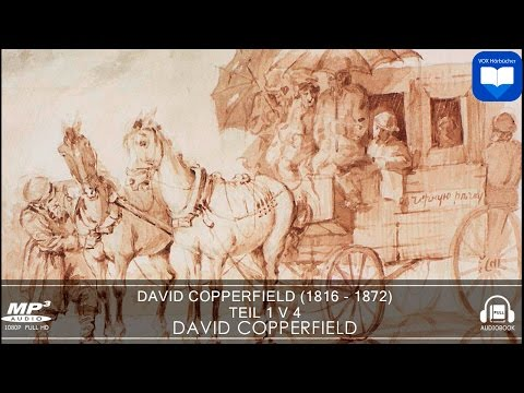 David Copperfield YouTube Hörbuch auf Deutsch