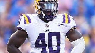 Fastest Linebacker in the Country  Official Devin White LSU Highlights