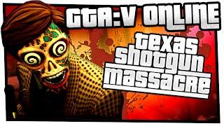 GTA 5 Online Slasher - Texas Shotgun Massacre