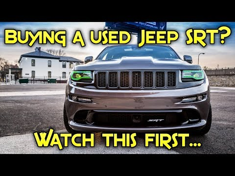 Thinking about buying your first Jeep SRT wk2? Watch this first.