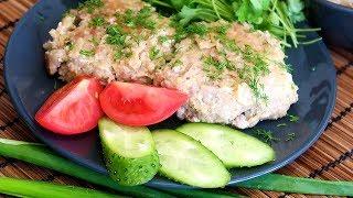 Картофельно мясные котлеты Не нуждаются в гарнире Вкусное самостоятельное блюдо