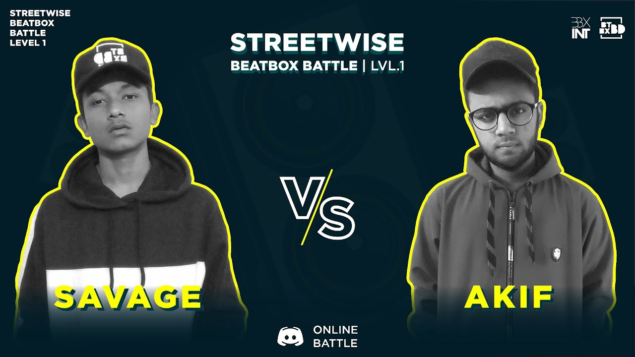 SAVAGE VS AKIF | Quarter Finals | #SWBB_LVL1