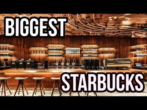 world's-largest-starbucks-opens-&-here's-why-it's-so-special