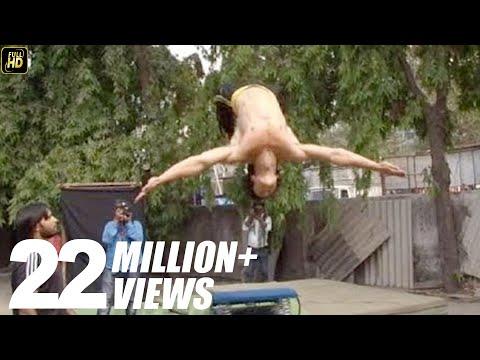 Tiger Shroff's live Karate stunts