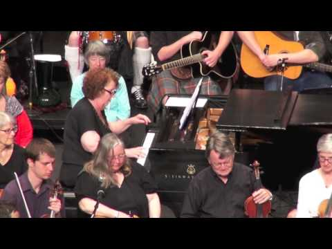 SFSF 2014 Tour & Barbara MacDonald Magone