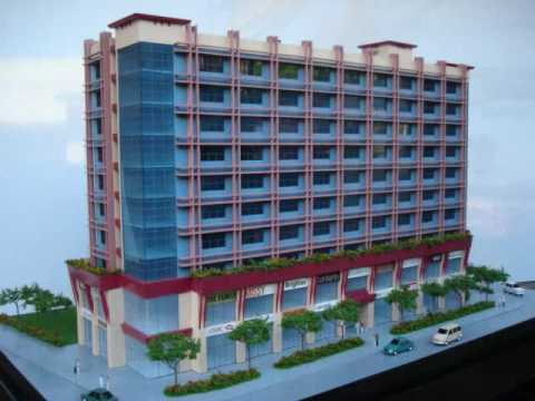 MJF Scale Model - Real Estate Development Projects